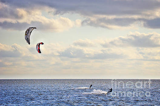 Kitesurfing by Angela Doelling AD DESIGN Photo and PhotoArt