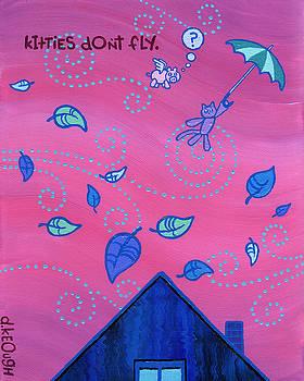 Kitties Don't Fly by Dan Keough