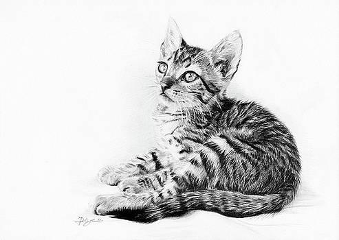 Kitty by Jeanne Delage
