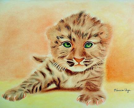 Kitty Kitty Kitty by Monica  Vega