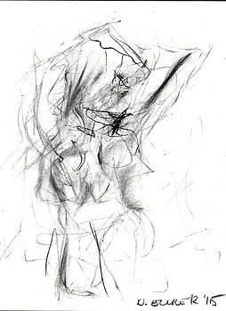 Kneeling Woman  by Drew Eurek