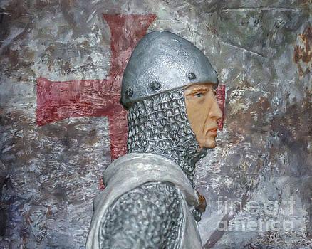 Knight Portrait by Randy Steele