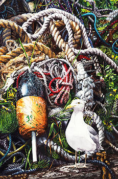 Knots Landing by Peter Williams