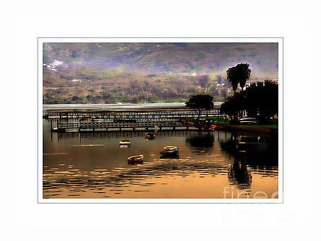 Knysna Lake by Daniela White