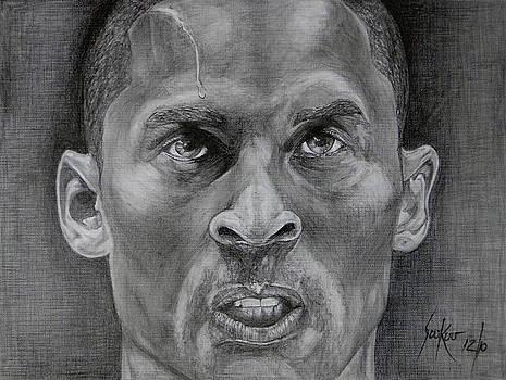Kobe Bryant by Stephen Sookoo