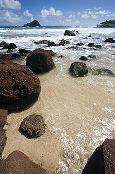 Koki Beach Hana Maui Hawaii 2 by Dustin K Ryan