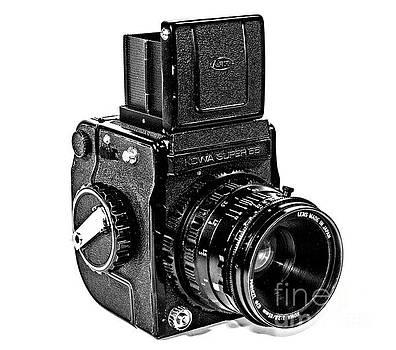 Kowa 66 Film Camera  by JW Hanley
