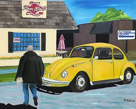 Kraut Burgers by Dean Glorso