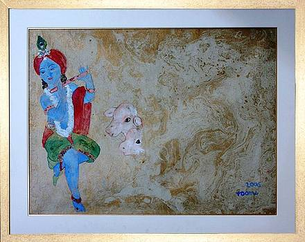 Krishna by Rooma Mehra