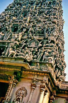 Steve Harrington - Krishna Temple