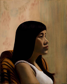 Kristie - 2010 by Serena Van Vranken