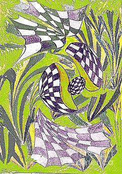 Kukuruza Sureal Green by Yury Bashkin