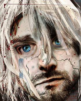 Kurt Cobain - Verse Chorus Hearse by Sam Kirk