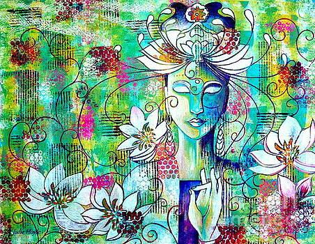 Kwan Yin by Julie Hoyle