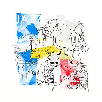 La Bande du Jazz by Sean Hagan