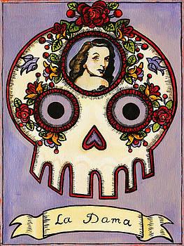 La Dama - The Lady by Mix Luera