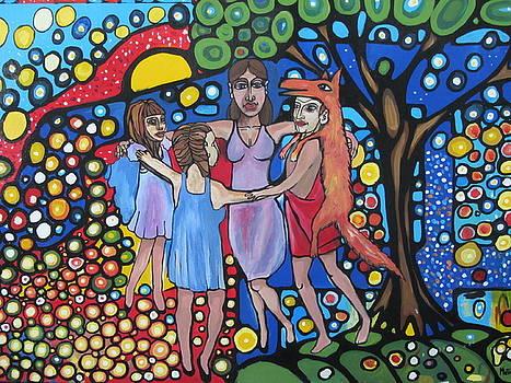 La danza del zorro by Matias Larzabal