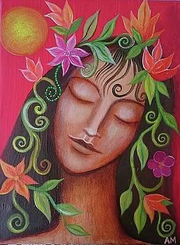 La Femme Fleur by Alice Mason