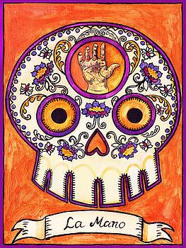 La Mano - The Hand by Mix Luera