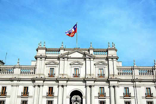 La Moneda Palace by Jess Kraft
