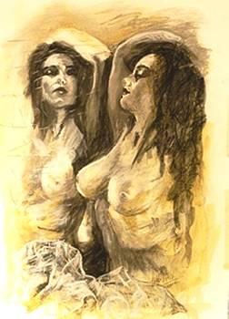 La Morocha by Marieve Ortiz