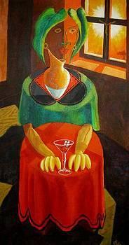 La Pieta Anunciata by David G Wilson