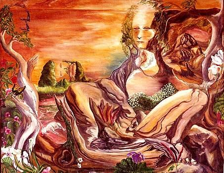 La Pieta degli Agneli Morti by David G Wilson