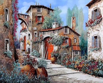 La Porta Rossa by Guido Borelli