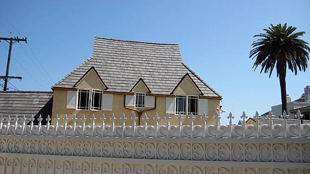 LA Roof by Sean Owens