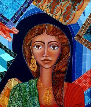 Madalena Lobao-Tello - Labyrinth of memoirs