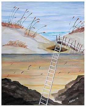 Ladderway by Edwin Alverio
