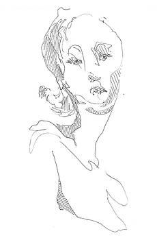 Lady by Amy Bernays