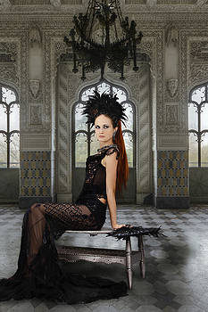 Lady Black by Murgia Cinzia
