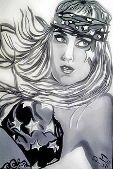Lady Gaga by Pauline Murphy