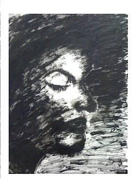 Lady in Dark by Aida Behani