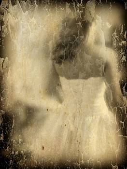 Lady in white by Trisha Scrivner