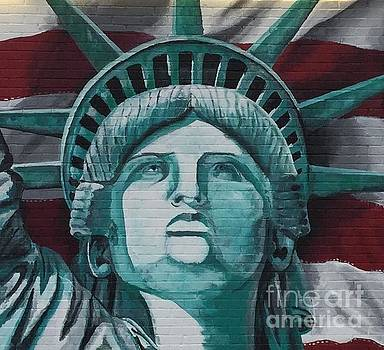 Lady Liberty by Stan Tenney