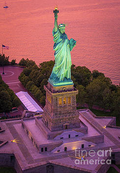 Lady of Liberty by Inge Johnsson
