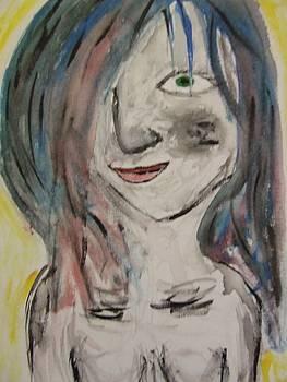 Lady by Samantha  Gilbert