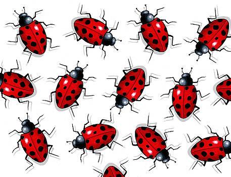 Joyce Geleynse - Ladybug Pattern