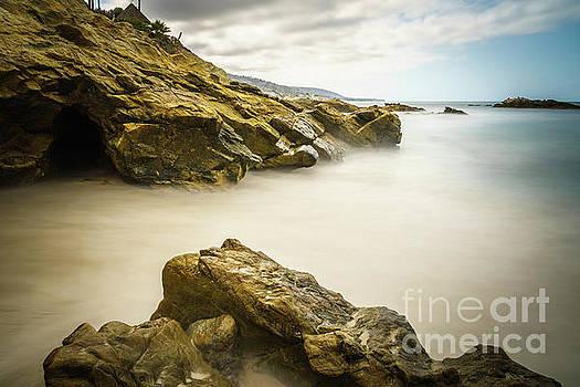 Paul Velgos - Laguna Beach California Rock Formations
