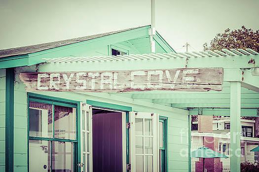 Paul Velgos - Laguna Beach Crystal Cove Sign Picture