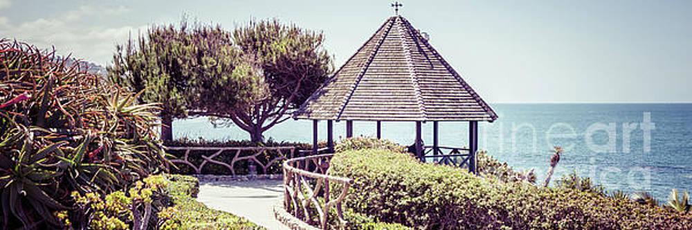 Paul Velgos - Laguna Beach Gazebo Panorama Picture