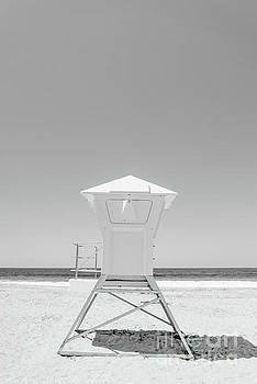 Paul Velgos - Laguna Beach Lifeguard Tower Photo