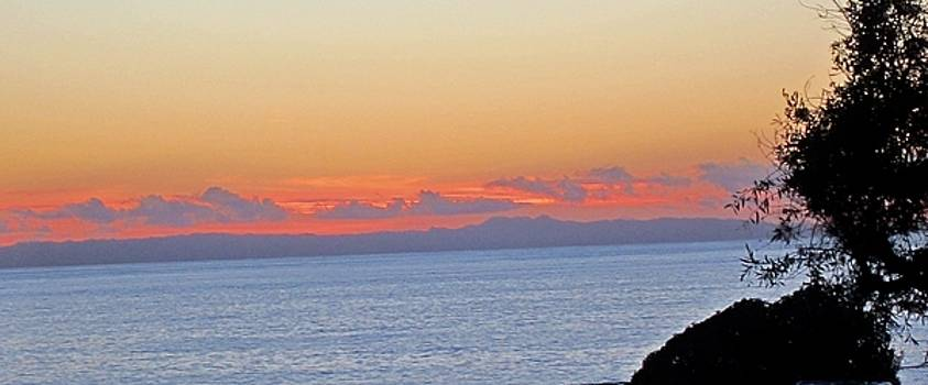 Laguna Orange Sky by Dan Twyman