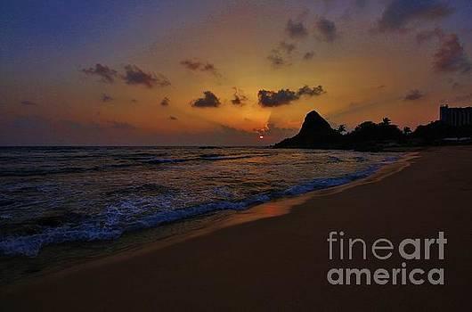 Lahilahi Sunset by Craig Wood