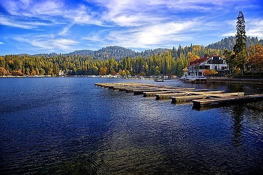 Lake Arrowhead California by Joe Urbz