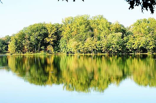 Lake Briddle by Heidi Poulin