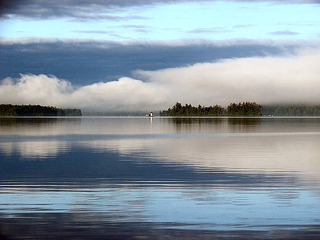 Lake Cobb'see by Dana Patterson