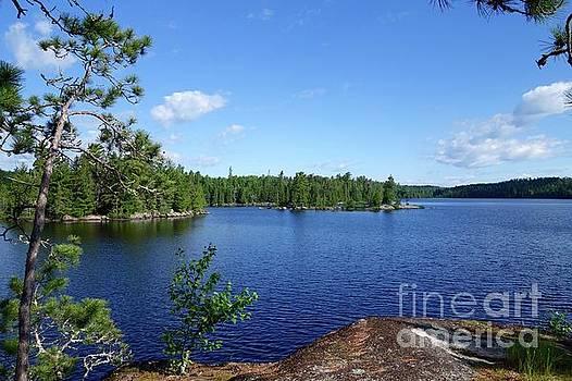 Lake Jeanette by Sandra Updyke